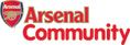 Arsenal in the community logo